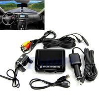 "D19+1080P 2.7""TFT HD Color IR DVR NightVision Car Dash Camera LCD Road Recorder"