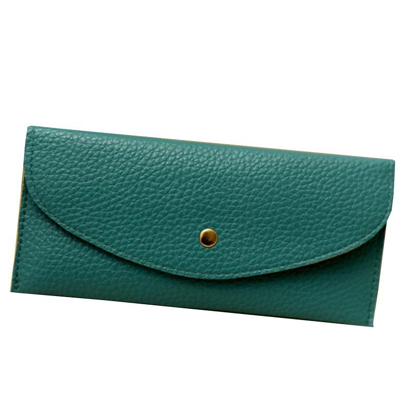 2013 candy color long design day change card holder coin purse frame designer brand(China (Mainland))