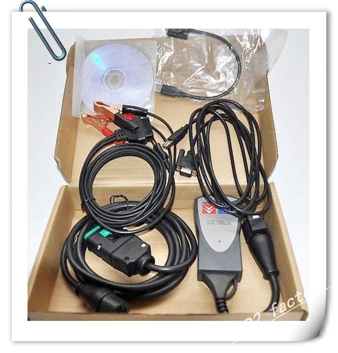 2pcs/o free fedex shipping Newest Universal PPS2000 lexia 3 citroen peugeot diagnostic tool lexia V48(China (Mainland))