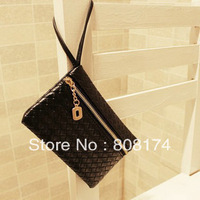 2013 new retro handmade Bag Lady clutch purse cosmetic bag Women's Banquet Bags handbag