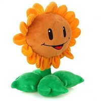 Popcap plants vs . zoombies plush toy 30cm psf30qa