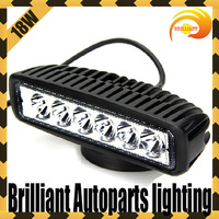 Free SShipping 18W MINI LED Light Bar for offroad truck tractor CREE truck LED Work Light SUV ATV 4X4 LED Driving Light 36W 27W