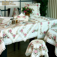 Quentzel computer handmade rustic cutout embroidered table cloth table cloth tablecloth dining table cloth table runner