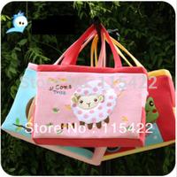 2014 new designed cartoon women handbag protable mommy bag for baby pregnant shoulder bag for baby free shipping