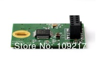 New Kingspec SSD eUSB DOM 4GB(KDM-EUSB.2-004GMI) 9PINs Industrial Embedded USB Disk on Module (EUSB DOM) Flash