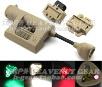 Night-Evolution NE05006 Princeton Tec CHARGE MPLS  Modular Personal Lighting System (4LED & IR Function) (DE)