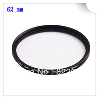 Ultra-thin Wear-resistant 62mm Multicoated UV Waterproof Filter  for Nikon Olympus Sony DSLR and Digital Camera Free Shipping