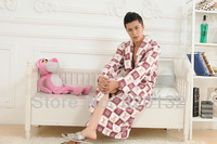 2013 Winter Sleepwear Women Sleep Pajamas Costumes Adult Sleep Robe Ladies Bathrodes Lounge Bath Robe Men,Free/Drop Shipping