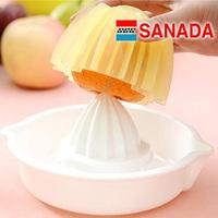 MINI ORDER $20 (MIX ORDER) Sanada plastic manual juicer simple orange & lemon juicer