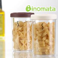 MINI ORDER $20 (MIX ORDER) Inomata transparent plastic canister food dried fruit jar storage tank