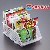 MINI ORDER $20 (MIX ORDER) Sanada kitchen refrigerator packaged food spices storage basket