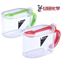 MINI ORDER $20 (MIX ORDER) Yamada plastic spice jar seasoning box sauce pot Size:16*8.2*9.5cm
