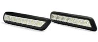 LED Daytime Running Lights For ASX Mitsubishi DRL LED Daylight Auto Car Fog Lamp Fog light Free Ship HK POST