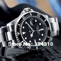 Luxury swiss brand automatic watch, classic Mens mechanical watch RL01