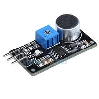 O3T# Sound Detection Sensor Module Sound Sensor Intelligent Vehicle DC 4-6V