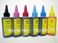 6Color+100ML T0801-T0806 Dye Ink for Epson Stylus Photo P50/PX700W/P50/PX650/PX710W/PX800FW/PX810FW