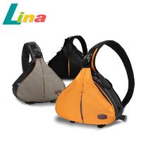 Caseman C10 Professional DSLR Camera Case Bag Cornucopla Versipacks For DSLR Camera 650D D90 Free Shipping