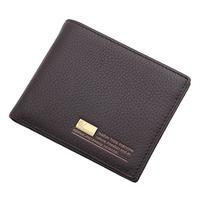 Kuailelaotou male fashion casual commercial horizontal wallet d303-3
