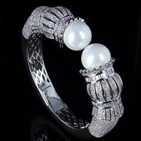 2014 Fashion women New fashion bracelet top Women aaa zircon Gifts wedding