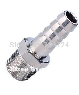 PHTM10-01 tube size 10mm  thread 1/8  copper pipe fitting,brass pipe fitting,pneumatic pipe fitting