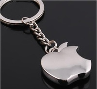 2013 Hot!Wholesale Price Creative Products Apple Keychain,Apple Novelty key Promotional Keychain With Free Gifts For Christmas