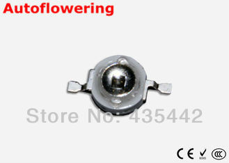 IR 850nm led emitter high power 1w IR light beads for plants flowering and growing in hydroponics system(China (Mainland))