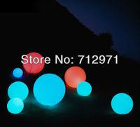 2*20cm+2*30cm+1*40cm  3pcs waterptoof  LED ball