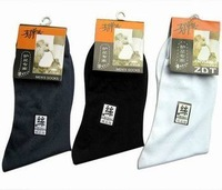 UPS Fedex Free Shipping Mens summer ultra-thin type elastic polyester silk socks