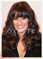 Long Body Wave Peruvian virgin lace front wigs & full lace wigs glueless wigs with bangs