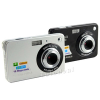 "HD 2.7"" TFT LCD Camera Camcorder 16MP 1280x720 4x Digital Zoom CMOS Anti-Shake"