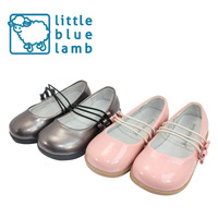 Sheep little blue lamb1-4 female child outdoor slip-resistant princess shoes single shoes 61008