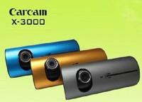 X3000 small car dvr hd cam carcam hd car dvr free shipping