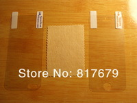 Free Shipping 1000PCS For iPhone 5S Clear Screen Protector Guard LCD Protector Film Front+Back+Cloth Support Dropship
