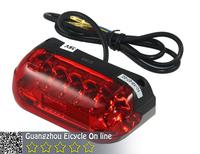 2014 evo 48v 36v mini led electric e scooters rear tail led light signal