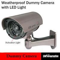 Realistic Looking Fake CCTV Security Surveillance IR Waterproof Dummy Camera