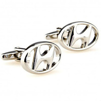 New copper car cufflinks 5 Pairs Free Shipping for gift Promotion