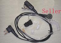 Surveillance Headset for Motorola GP88 GP350 SP10 SP21