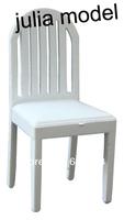 20pcs Inner room Model white chair scale 1:25 PF073