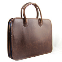 2013 man bag vintage male briefcase handbag messenger bag shaping bag