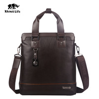 Genuine leather man bag 2012 male handbag genuine leather bag leather business bag briefcase