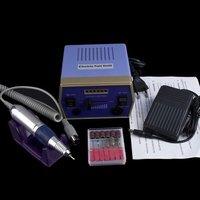 1 PCS  Polishing Machine ZS-302  220V Nail Manicure Pedicure Drill File Set Newest Brand New