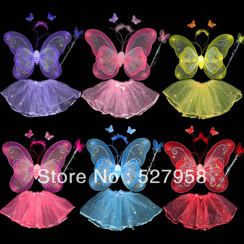 Костюмы бабочек своими руками 608