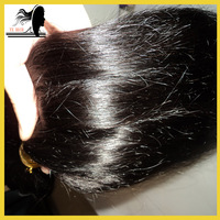3 Bundles Of Brazilian Virgin Straight  Hair,Cheap 5a unprocessed Virgin Hair,Natural Color, 300G/Lot Free Shipping!!