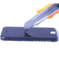 """50sets Explosion-Proof Tempered Glass Screen Protector Film For iphone 5 5"""" 5s Anti Shatter Film by free DHL"""