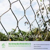 Weave Mesh/ Stainless Steel Rope Mesh Supplier