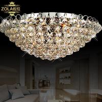 Cambonzola modern fashion brief crystal lamp luxury ceiling light living room lights lighting cl9164-800