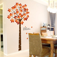 Wall stickers ofhead restaurant sofa wall stickers
