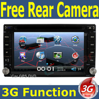 6.2 inch Car GPS DVD for Nissan Juke with Radio TV Tape Recorder 3G host and Russian menu