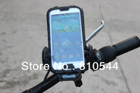Free Shipping High Quality,New Arrival 360 Degree Adjustable Universal Multi-direction Stand Bicycle Phone Holder