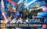 Free shipping 1/100 HG Gundam SEED HG R17 perfect Strike gundam